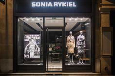 Sonia Rykiel - 2014 - #mannequin Theme collection #CofradMannequins