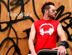 Uptown Men's Hair Collection by the Ficocello's Design Team