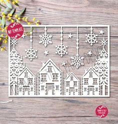 Christmas Scene Design di TommyandTillyDesign