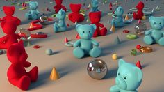 Cinema 4D - Tips and Tricks for Optimising Your Scenes Tutorial