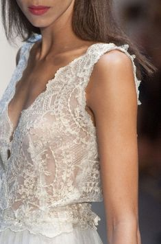 Luisa Beccaria Spring/Summer 2014 Details ;)