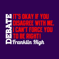 Our tshirt will be black instead of purple. The text colors remain the same but instead of Franklin High, it'll say Wagner HS. Super excited to get them in about 2 weeks.  If you want to order some, let me know.  I can put in another order for our supporters. :)    Image Market: Student Council T Shirts, Senior Custom T-Shirts, High School Club TShirts - Review