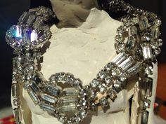 Kramer New York sparkling Rhinestone Necklace