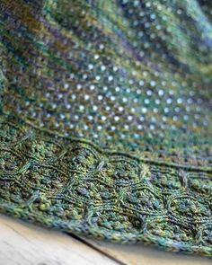 Malabrigo Sock, Light Pollution, Fair Isle Knitting, Lany, Soft Summer, Knitted Shawls, Shawls And Wraps, Stargazing, Knit Patterns