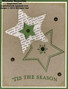 Many Merry Stars Seasonal Stars
