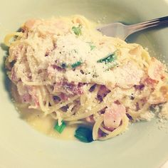 いいね!7件、コメント1件 ― Misi Mendozaさん(@misiko)のInstagramアカウント: 「Spaghetti Carbonara #cookingwithdog #food #japan」