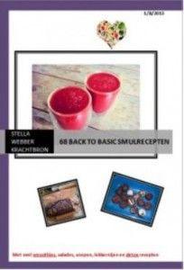 Ebook Back to basic smulrecepten