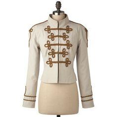 "SOLD-Very Limited Swap. Size XS--BB Dakota ""Battalion"" cropped jacket."