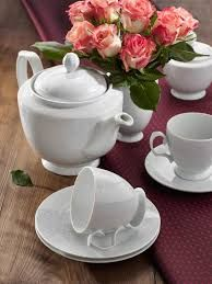 Znalezione obrazy dla zapytania aranżacja stołów porcelana