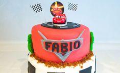Flash Mcqueen, Cake, Desserts, Food, Splash Of Colour, Greedy People, Tailgate Desserts, Deserts, Kuchen