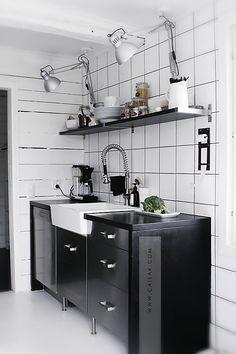 deco atelier: Kitchen love