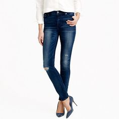 Pre-order Lookout high-rise jean in grady wash
