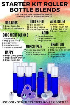 essential oil blends for anxiety doterra essential oil diffuser recipes sleep Essential Oils For Pain, Essential Oil Diffuser Blends, Doterra Essential Oils, Young Living Essential Oils, Roller Bottle Recipes, Helichrysum Essential Oil, Cedarwood Oil, Healing Oils, Adhd
