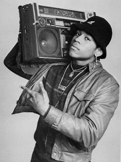 LL Cool J need I say more. I remember calling myself Cool D II cause my brother was already Cool D. Back when we were kids my brother would line up all his British Knight kicks and had a troop suit fresh ta death my brotha.
