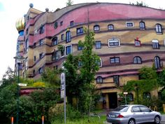 Spiral apartments in Germany