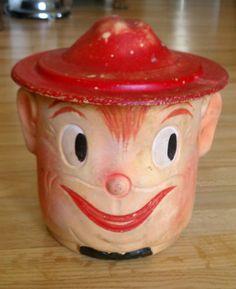Antique Oscar Cookie Jar