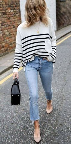 50 Perfect Fall Outfits to Copy Right Now Vol. 2 / 26 #Fall #Outfits