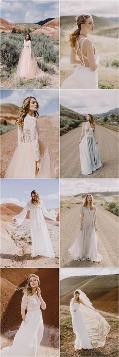 Elizabeth Dye Wedding Dresses 2016 Collection   http://www.deerpearlflowers.com/elizabeth-dye-wedding-dresses-2016-collection/