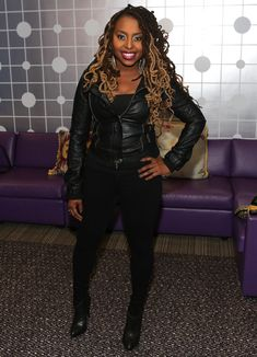 Ledisi Reveals How She Cares for Her Locs