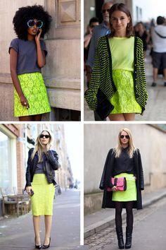 :: Fluor Skirt