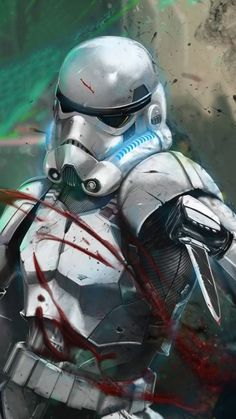 Troopers going Pro, Star. Star Wars Mädchen, Star Wars Girls, Stormtrooper Art, Imperial Stormtrooper, Boba Fett Action Figure, Starwars, Star Wars Tattoo, Star Wars Wallpaper, Fanart