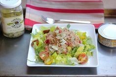 The Lucky Penny Blog: The BEST Mayo Free Tuna Salad