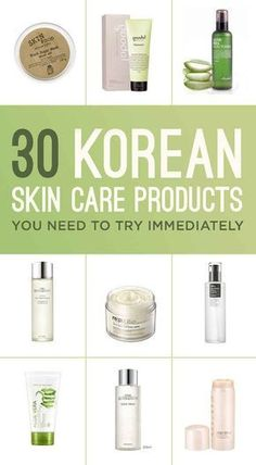 30 Korean Skin Care Products You Need To Try Immediately
