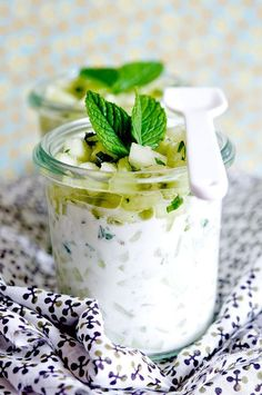 Tzatziki (greek yogurt & cucumber sauce)