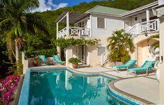 Antigua villa rental - Lime Hill was recently awarded the Flipkey/Tripadvisor Top Vacation Rental for t