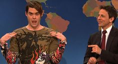 The perfect valentines day gift: Human suitcases..... Its when midgets roller skate and wear all of your clothes and you pull them through an airport...only from Stephan on snl!