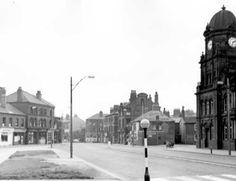 woodhouse lane leeds old photos | Woodhouse Lane, Raglan Road