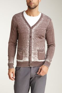 One90One - I know this is a man's sweater, but I want one for myself.