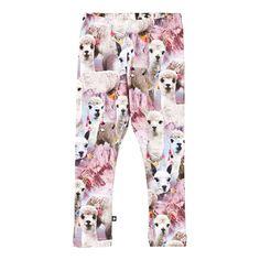 – Cotton and Elastane. Under Dress, Girls Wardrobe, Bold Prints, Baby Shop, Pajama Pants, Leggings, Cotton, 30 Degrees, Fashion