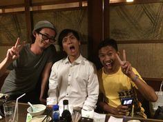 "1/12 The six ""Ramen Exchange Students"" In Haneda Airport! #ramen #japan #asean #SoutheastAsia #jnto #jed"