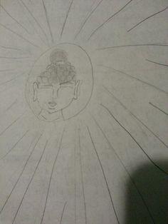 My friend's version of Buddha