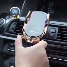 Smart Charger 360 AIR VENT MOUNT – You can safely mount this phone holder on the vehicle vents to complete New Phones, Smart Phones, Cute Car Accessories, Vehicle Accessories, Interior Accessories, Support Telephone, Car Repair Service, Futuristic Technology, Technology Gadgets