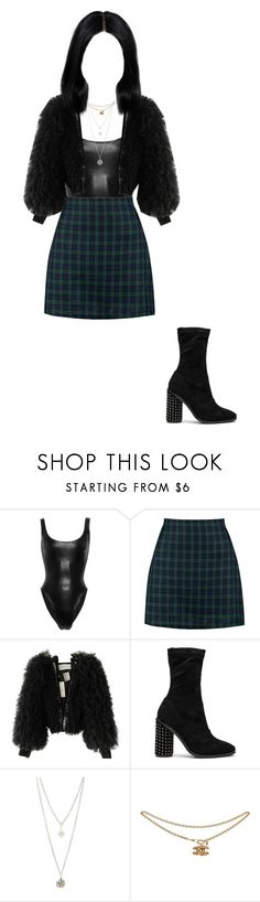 """""""Untitled #168"""" by brooklyncarter21 on Polyvore featuring Norma Kamali, Boohoo, Viktor & Rolf, Sol Sana and Charlotte Russe"""