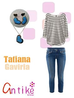 #Antike #TatianaGaviria