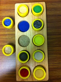 Out of Sight Teaching: Pre -Braille Games