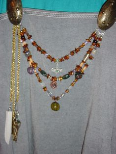Lyssa's Scrapbook: Viking Treasure Necklace