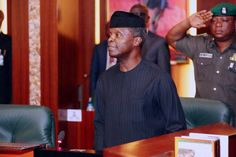 Acting President Yemi Osinbajo has met with the Defense Minister,  Mansur Dan-Ali and the military service chiefs to review and strategi...