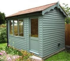 image result for painted sheds