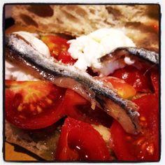 alici di #Cetara #slowfood
