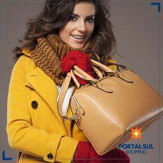 Tá na hora de trocar sua bolsa. Venha para a Willy Bolsas e encontre uma que combina com você!  http://www.portalsulshopping.com.br/loja/Willy+Bolsas/398