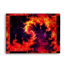 Fiery Envelope #Fire #Envelope