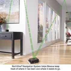 iRobot: iRobot Braava® Floor Mopping Robot: iRobot Braava™ 380t