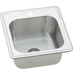 Elkay Elite Single Bowl Kitchen Sink ESE2020101