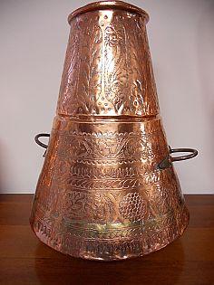 Copper Jug Copper Work, Copper Penny, Iron Decor, Decorative Bells, Wood Art, Metal Working, Bronze, Shades, Natural Beauty