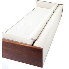 Image of Mid Century Milo Baughman Style Sofa