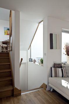 Pinstripe, Mole Architects